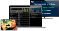 LYRX Karaoke Software MAC/WINDOWS (Includes Activation For 3 Machines)
