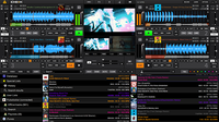 PCDJ DEX 3 (Audio, Video and Karaoke Mixing Software for Windows/MAC)